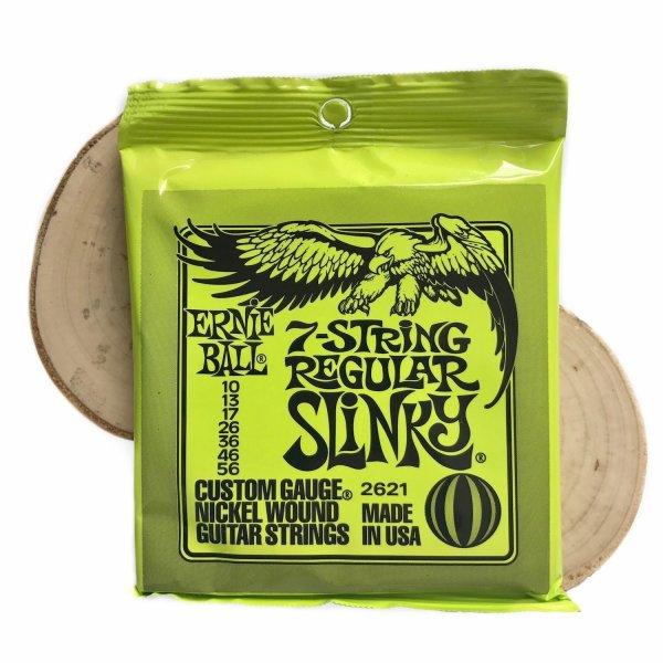 Ernie Ball Regular Slinky Nickel 7