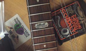 Ernie Ball Music Man JP6 BFR