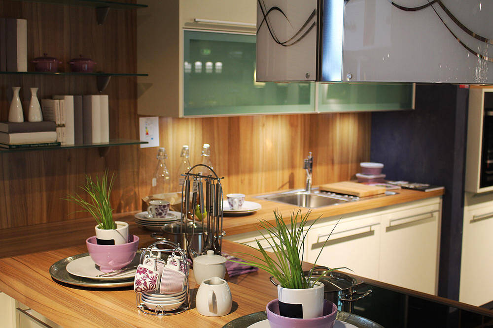 kitchen dining sets rustic hickory cabinets 厨房再小 文青也能淘到好物认真经营生活 京东 厨房小