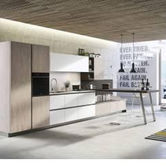 Tall Kitchen Pantry Install Cabinets 厨房太小 6条技巧秒变高大上 京东 厨房