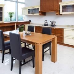 Grey Kitchen Countertops Cheap Curtains 厨房台面我喜欢灰色的 整体效果会更加简约自然 整体效果