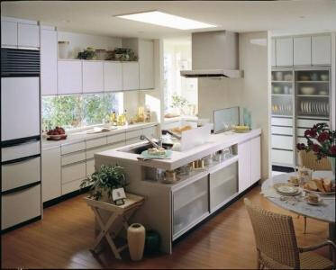 best kitchen floor lamps 开放式厨房防油烟的妙招 你做到了吗 京东 开放式厨房