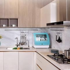 Kitchen Dishwashers Bulbs 厨房小 空间不够 这些洗碗机能为你分忧 京东 厨房洗碗机