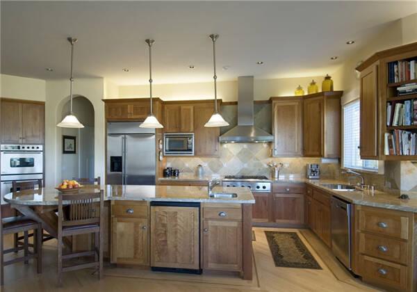 drop in grills for outdoor kitchens kitchen countertop ideas 中式厨房vs西式厨房大对决 哪个更适合你的户型 京东 西式厨房