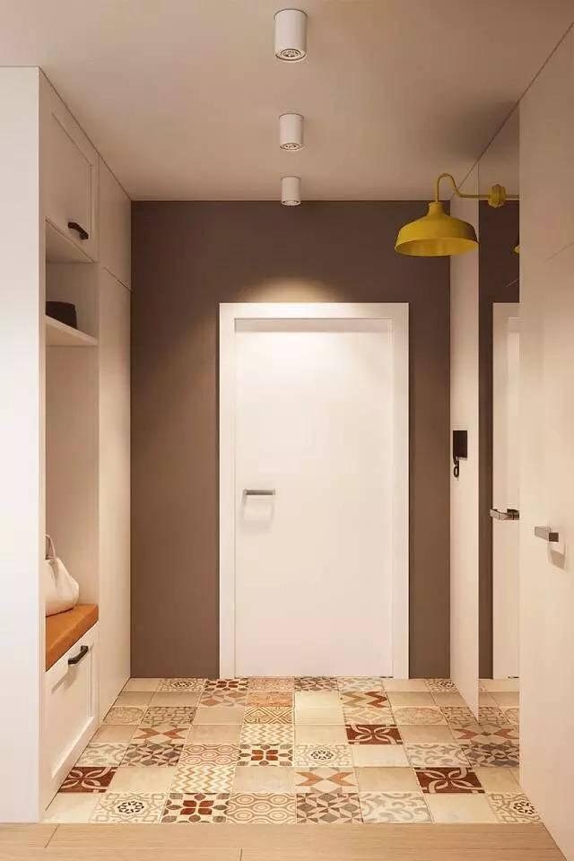 small kitchen tv white hutch cabinet 65 二人公寓 直接把厨房塞进电视墙 简直逆天了 京东 65电视