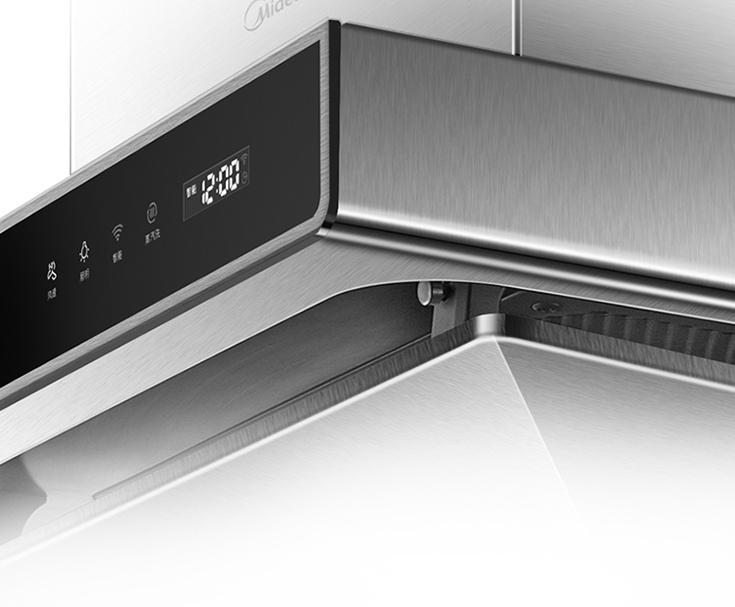 kitchen ventilator most popular cabinets 换上这台油烟机 还你一个畅快呼吸的厨房 京东 油烟机厨房
