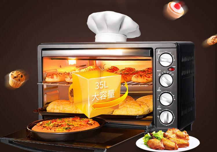 kitchen aid ovens moveable islands 美食诱惑的你 怎么能少电烤箱 京东 电烤箱