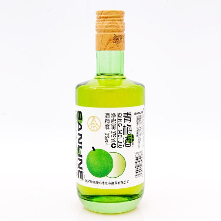 宜賓五糧液仙林生態釀酒公司 青梅酒 女士微醺果酒 10度 375ml*1瓶【圖片 價格 品牌 評論】-京東