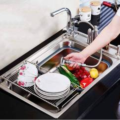 Kitchen Sinks Delta Savile Stainless 1 Handle Pull Down Faucet 11 11您还在为选择厨房水槽而烦恼吗 京东 所谓巧妇难为无米之炊 厨房水槽与我们生活息息相关 不管早上 中午 晚上 大部分的时间都与厨房接触 而厨房的装修则直接影响咱们的心情