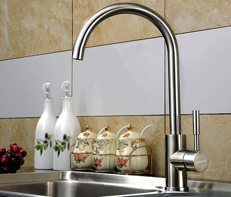 kitchen faucets for sale custom island 聪明选择水龙头 厨房操作更顺手 京东 无论从大家的使用习惯上 还是从厨房的设计上 壁式设计相对来讲非常少 而且厨房水龙头功能过于复杂 容易产生管道堵塞难处理 另外的一个问题就是会让厨房水槽变得