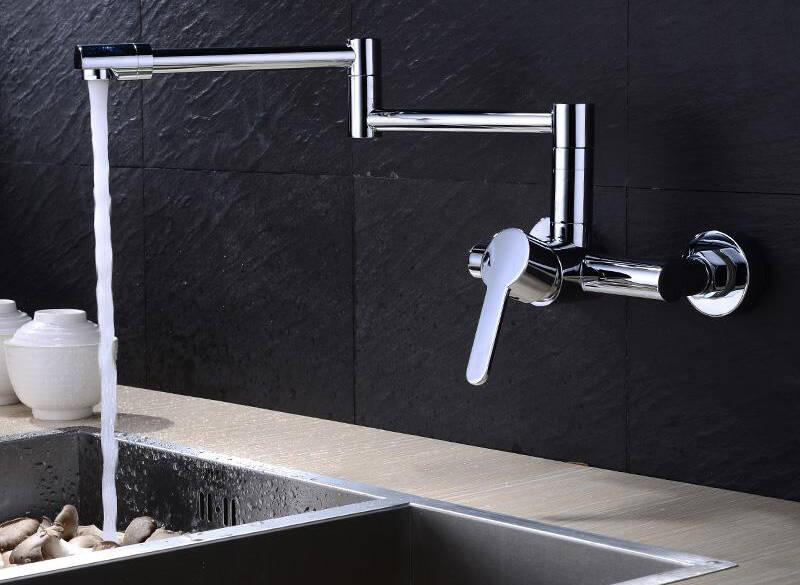 motion faucet kitchen cost of painting cabinets 聪明选择水龙头 厨房操作更顺手 京东 水龙头厨房