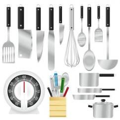 Kitchen Utensils Cabinet Drawer Hardware 选优质现代厨具 助你料理美食一臂之力 京东 厨具是厨房用具的统称 厨房用具主要包括以下5大类 第一类是储藏用具 第二类是洗涤用具 第三类是调理用具 第四类是烹调用具 第五类是进餐用具