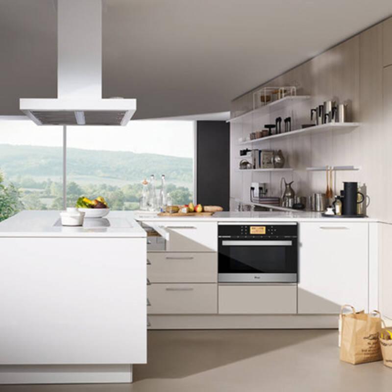kitchen aid ovens wood and stainless steel island 嵌入式or台式蒸烤箱 你更看中哪种 govos都满足你 京东 有些人可能会觉得蒸烤箱还是台式的好 因为比较传统的东西还是会比较耐用 但是也有些人觉得嵌入式的好 因为不会占用地方 而且使用起来还非常的方便 放在厨房的地方