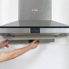 Kitchen Runner Washable Rta Cabinets Reviews 吸油烟机清洗小窍门机身及扇叶清洗方法 京东 油烟机扇叶
