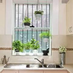 Kitchen Window Valance Inexpensive Flooring 炎炎夏日 将绿植挂起来享清凉 京东 阳台上挂绿植更好了 直接将阳光挡在室外