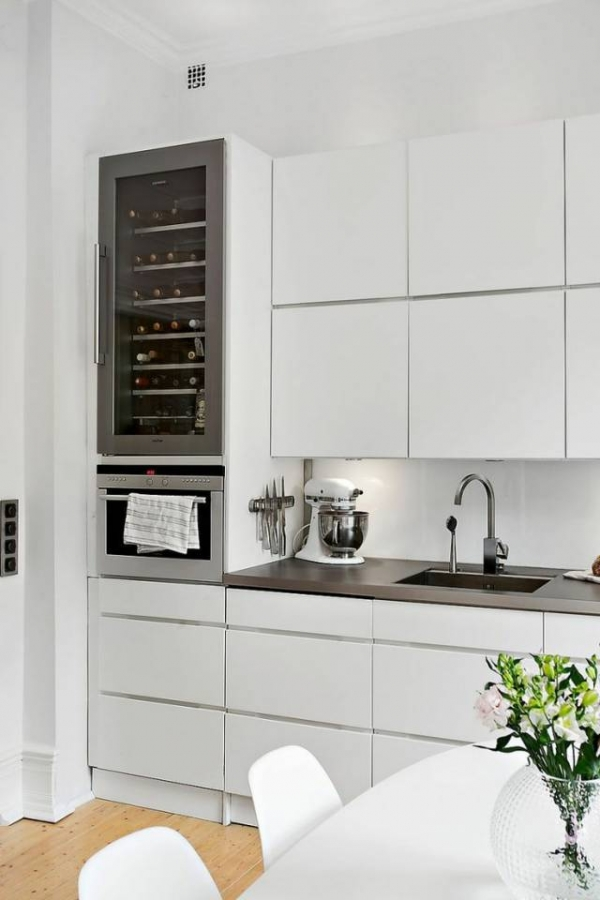 white kitchen cabinets lowes unique gifts 怎么挑选橱柜五款橱柜低调奢华配色 京东 橱柜