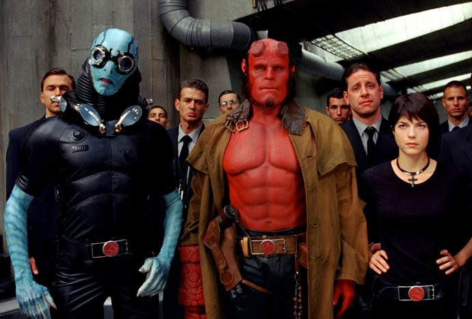 Image result for hellboy rise of the blood queen