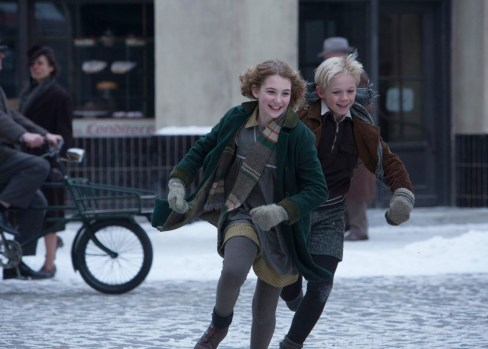 Image result for the book thief movie stills