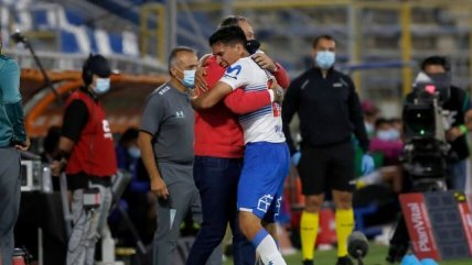 Audio] Universidad Católica liquidó a Huachipato con un golazo de Marcelino Núñez - AlAireLibre.cl