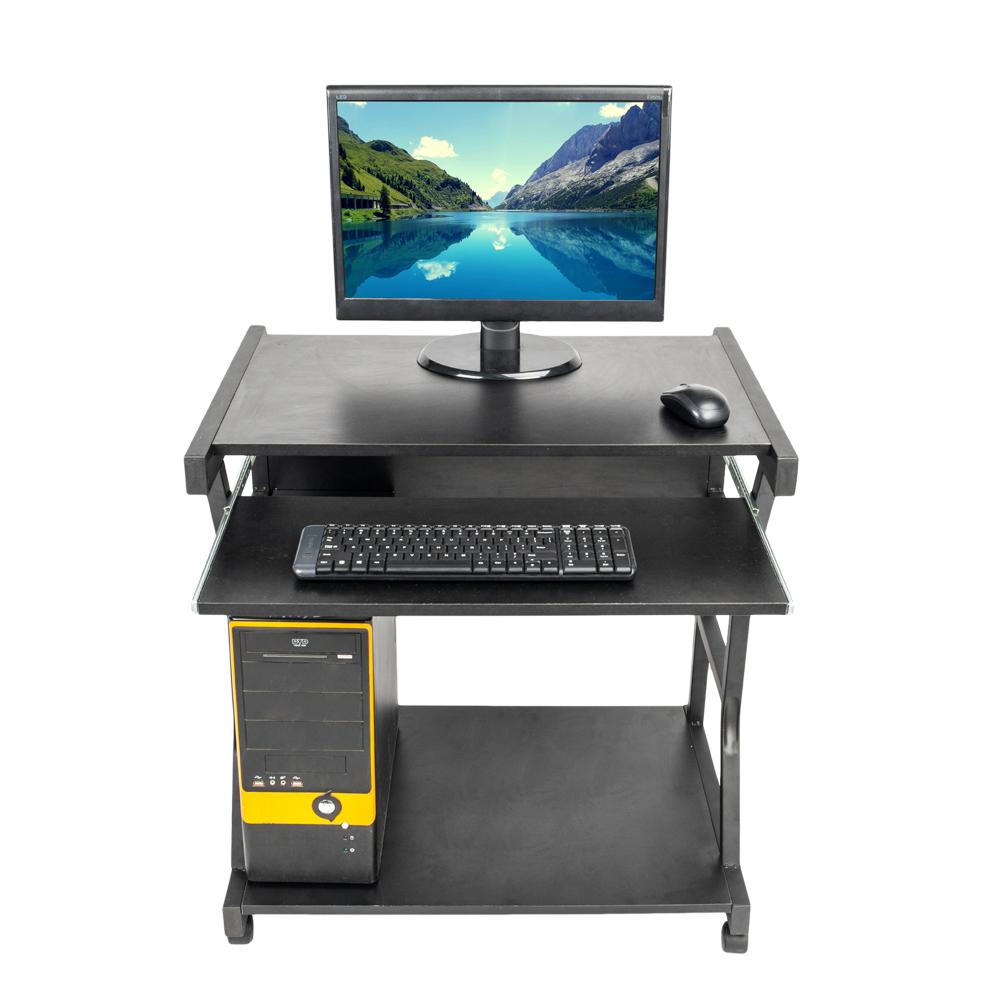 computer desk moveable four