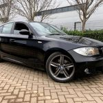 Used Bmw 1 Series Hatchback 2 0 120d M Sport Auto 5dr In Peterborough Cambridgeshire K Carz