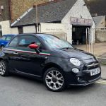 Used Fiat 500c Convertible 1 2 S S S 2dr In Sittingbourne Kent West Street Car Sales
