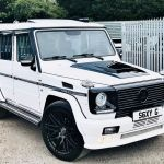 Used Mercedes Benz G Class Suv G500 5 Dr 5 0 B11 Brabus Lhd In Iver Buckinghamshire Quality Motor Company Ltd