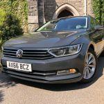Used Volkswagen Passat Estate 2 0 Tdi Bluemotion Tech Se Business S S 5dr In Southampton Hampshire Hollybrook Car Centre