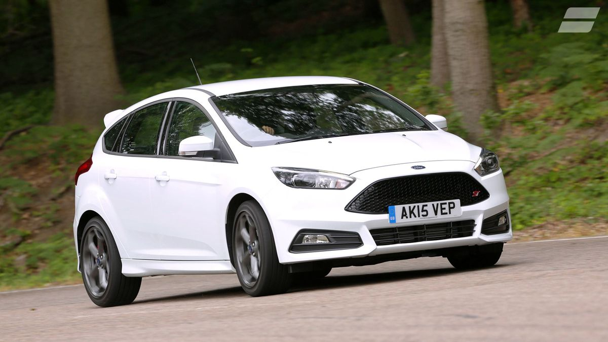 hight resolution of ford focus st 3 first uk drive review