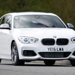 White Diesel Bmw 1 Series Hatchback Used Cars For Sale Autotrader Uk