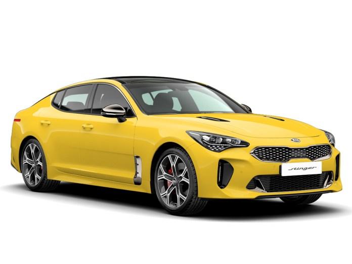 New Used Kia Stinger Cars For Sale Autotrader
