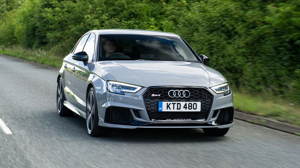 New Used Audi Rs3 Cars For Sale Auto Trader