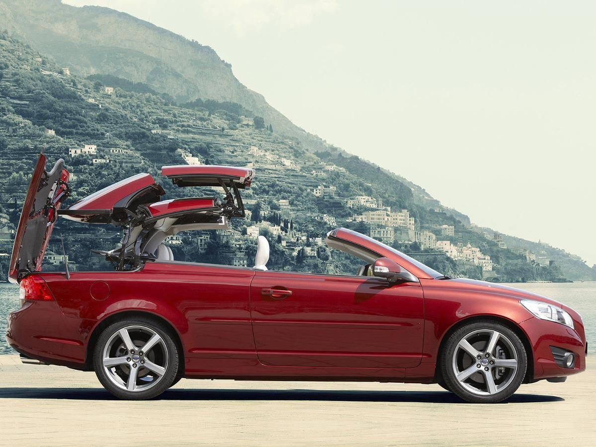 hight resolution of volvo c70 convertible 2009 2013 mk 1 facelift review auto trader uk