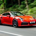 Black Porsche 911 Used Cars For Sale Autotrader Uk