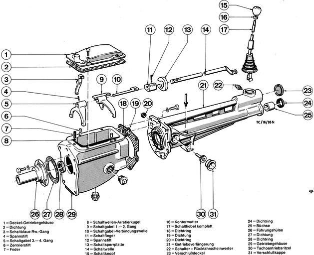 Budowa automatycznej skrzyni biegw mercedes
