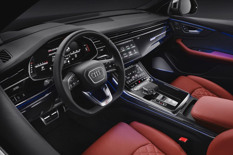 Audi Sq8 Tdi 2019 Premiera Moc Osiągi Diesel