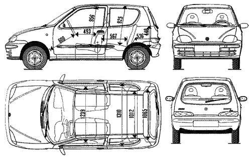 Jaki używany samochód kupić? Fiat Seicento, czyli maluch