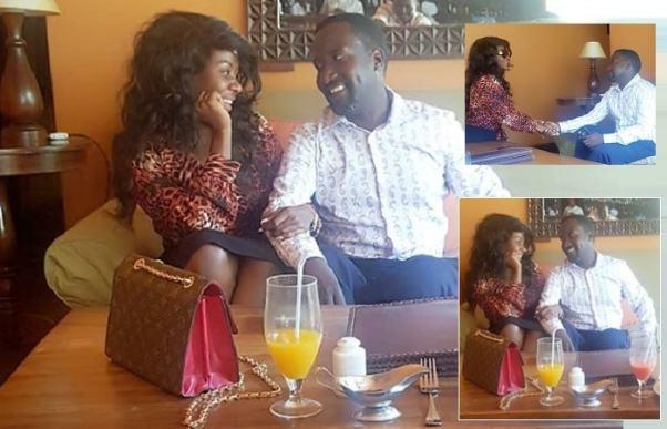 Image result for Micheal Kaddu and Desire Luzinda