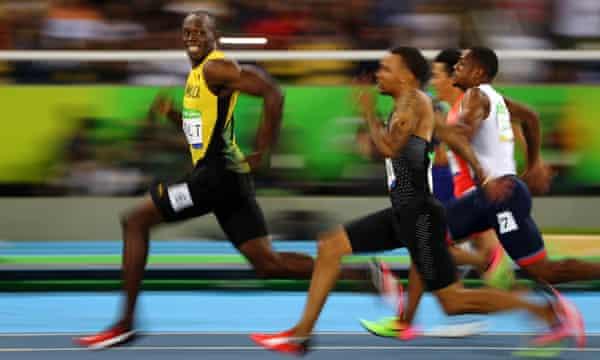 Usain Bolt Finally Agrees To Take A Test — The Betoota Advocate