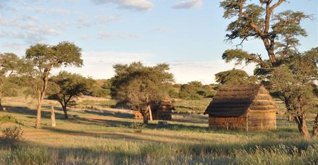 Khomani Cultural Landscape, south africa