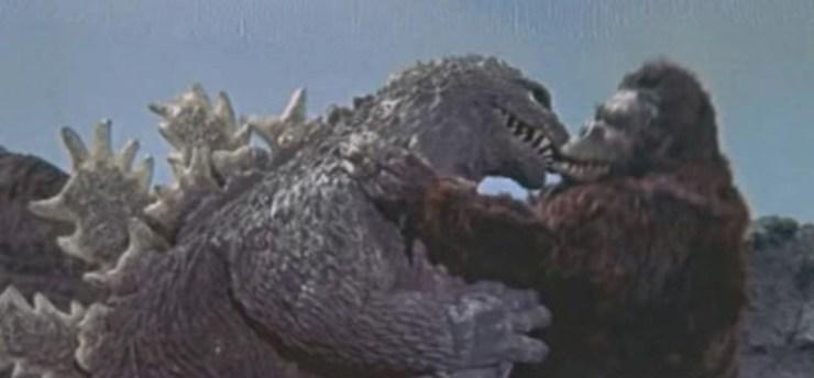 What Could Have Been: Continuation: King Kong Vs. Godzilla[1963] | Godzilla Island