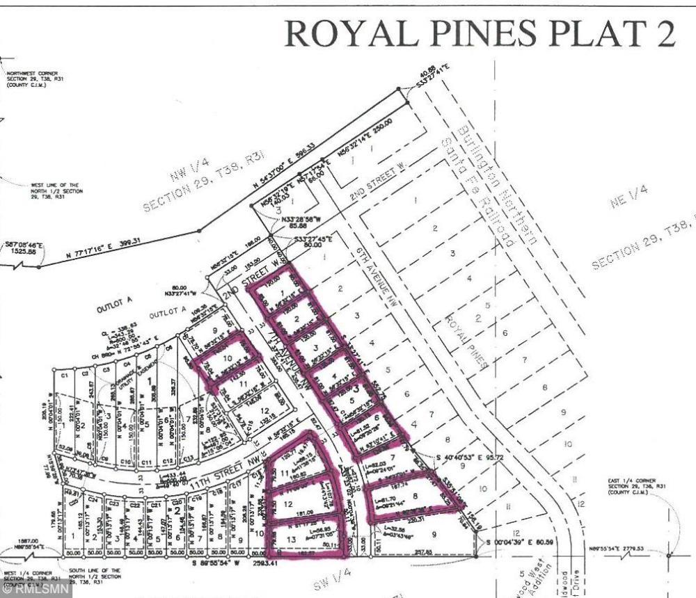 medium resolution of diagram of rice mn street