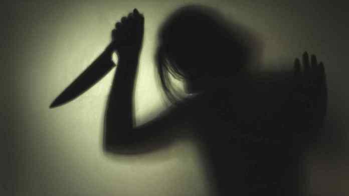 Mujer asesina a su pareja de varias estocadas y emprende la huida