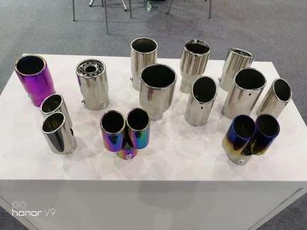 customized titanium exhaust tubing manufacturers suppliers titanium exhaust tubing free sample channel int l