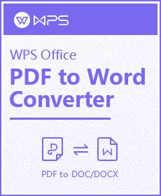 Hasil gambar untuk WPS PDF ke Word