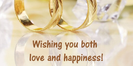 marriage congratulations quotes happiness
