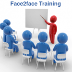 click for face to face training information