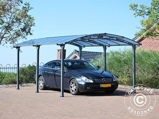 Carport Arcadia 3 62x5 02 M Grey Dancovershop Uk