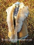 Toscana Shearling Gilet