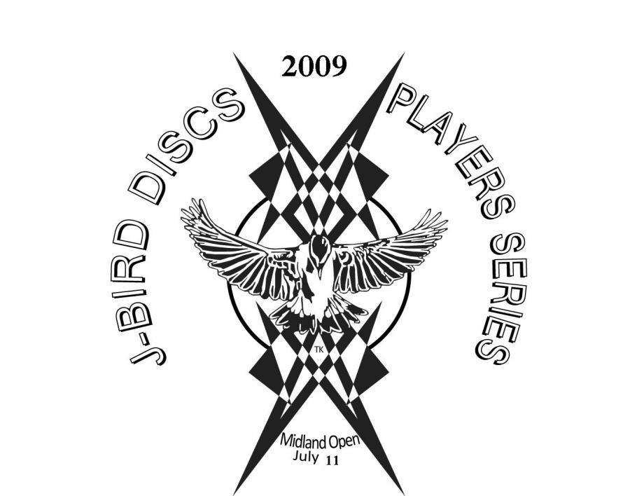 Midland Open (2009, Chippewa Banks Disc Golf Club) · Disc